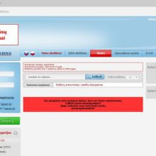 Lz Skelbimai Butina Registracija Norint Ideti Skelbima